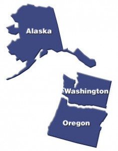 Serving Oregon, Washington and Alaska